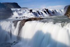 Aqua furia (Tonton Dave) Tags: water river landscape waterfall iceland eau rivière paysage cascade gullfoss islande