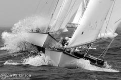 sailing BW (donparkinson) Tags: sailing stuart cape sailboats cod knockabout sailingbyc