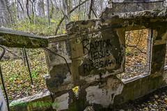 cc-0033 (h8rfish) Tags: abandoned graffiti nikon pennsylvania tokina tamron hdr fotography phography concretecity d5200 d5100 h8rfish nantickoke