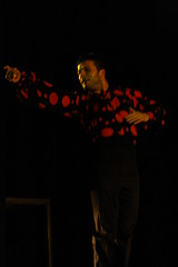 Juan Manuel Zurano en escenario (Manul Betanzos) Tags: de manuel flamenco baile sevilla flamenco escuela clases flamenco academia betanzos sevillanas sevillanas triana espaa