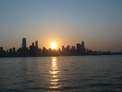 "Chicago Sunset • <a style=""font-size:0.8em;"" href=""http://www.flickr.com/photos/109120354@N07/11042897815/"" target=""_blank"">View on Flickr</a>"
