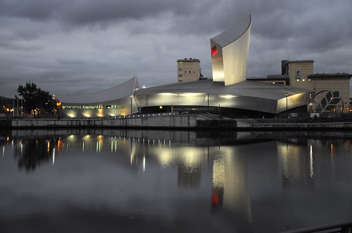 Salford Quays - Imperial War Museum