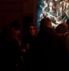 Incrdules (https://www.facebook.com/MirwaisPhotographie) Tags: winter france cold festival happy lights lyon lordoftherings lumires poeple vinchaud 2013 ftedeslumires2013