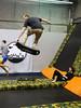 Snowboard Trampoline training