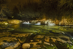 cascadas 1 (VRG Fotografia) Tags: rio canon los santander cantabria larga exposición mr7 eos7d ledlenser maglite3d llares vrgfotografia