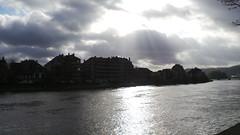 Namur, les berges de La Meuse - 13 janvier 2014 (Jonathan d[-_-]b) Tags: river belgium belgique rivire namur fleuve wallonie namen