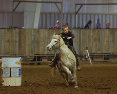 Bar None Jr Rodeo (Garagewerks) Tags: boy horse male sport youth bar turn cowboy all none sony barrel sigma indoor jr racing arena burn rodeo cans cowgirl athlete f28 equine 70200mm 2875mm views100 slta77v slta65v