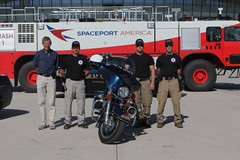 Spaceport America Protective Services