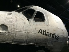 Atlantis Name (Matt_A) Tags: florida space center atlantis shuttle cape kennedy canaveral