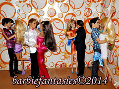Barbie Fantasies Life. Layma's birthday