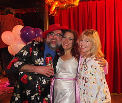 KOOP Radio - 19th Anniversary (Kingsnake) Tags: birthday party house radio austin spider texas baker photos anniversary tx ron ballroom 19th pajama koop