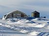 Winter outside the city (annkelliott) Tags: winter snow canada metal barn rural shadows seasons shed silo explore alberta farmyard ruralscene blueshadows interestingness162 ©allrightsreserved annkelliott anneelliott eofcalgary ©anneelliott2014 explore2014february07