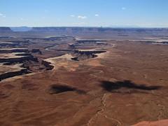 The power of water erosion (jimsawthat) Tags: rural utah canyon erosion highdesert canyonlandsnationalpark moab islandinthesky