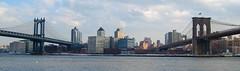 DSC_0120 (Ronaldo Hidalgo) Tags: nyc bridge architecture brooklyn river chinatown manhattan east brooklynbridge eastriver