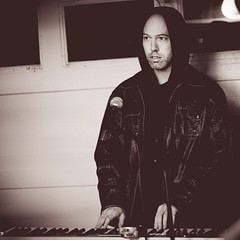 """Another dope shot from tonight's session - my producer and #urbanrock keyboardist @mindbender412 - photo by @pinkjody #urbanrock #breathbybreath • <a style=""""font-size:0.8em;"""" href=""""https://www.flickr.com/photos/62467064@N06/12763027484/"""" target=""""_blank"""">View on Flickr</a>"""