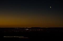 Daybreak - IMG_4671 (Any Camera Will Do!!!) Tags: moon sunrise canon venus crescent mk2 daybreak boughton kirton michaelwilliams ef50mm mwilliams michaelwilliamsphotography