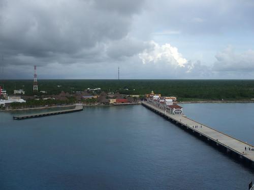 Port Cozumel, Mexico