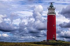 Lighthouse of Texel/Netherland (uw67) Tags: sea lighthouse clouds meer urlaub wolken netherland nordsee texel niederlande texel2013