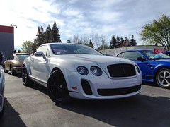 Supersports (Chase Thesing) Tags: auto cars coffee sport club continental and bentley supersports