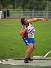 Rocio Vallina (F. Ovies) Tags: asturias campeonato deportes atletismo lanzamientos