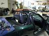 Mazda MX5 NB Akustik-Luxus-Line Verdeck Montage
