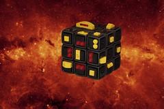 Blacktron Cube (pasukaru76) Tags: lego space cube moc blacktron canon100mm microscale bt1