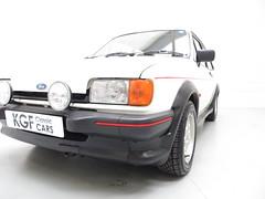 1989 Ford Fiesta Mk2 XR2 (KGF Classic Cars) Tags: classic cars ford fiesta rs supersport cosworth xr2 kgf xr3 xr4
