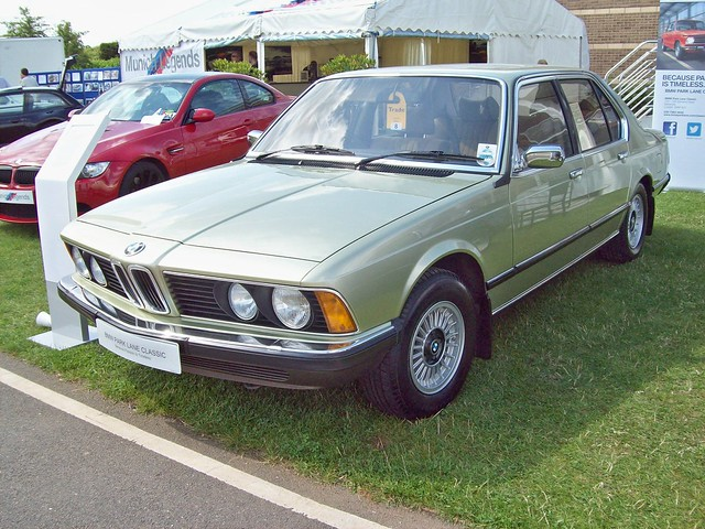 germany bmw 1980s