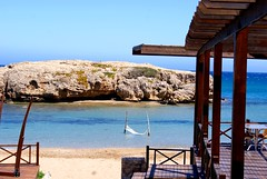 Plage privée de Kyrenia (Escape Beach Club)