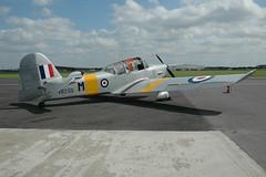 DSC_0002 (Proplinerman) Tags: aircraft hunting coventry raf percival baginton gapjb vr259