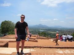 Ontop of Sigiriya, Sri Lanka!