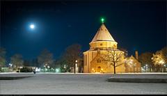 De Cultuurkoepel Heiloo in de sneeuw...