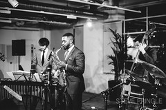 Empirical_foyles-10 (Steve Pringle) Tags: music concert nikon live livemusic jazz jazzmusic d600 empirical nikond600 artslondon