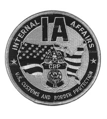 Subdued U.S. Customs and Border Protection - Internal Affairs (Kokopelli) (Patch Collector) Tags: field marine air united border police security badge ia operations agent states patch shoulder dhs protection federal rare department patrol ops homeland customs internal affairs subdued cbp bortac borstar uscbp