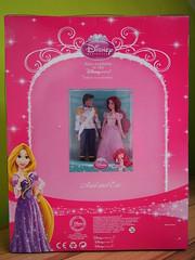 Disney Wedding Rapunzel und Flynn (sh0pi) Tags: wedding set doll disney rider hochzeit rapunzel flynn tangled