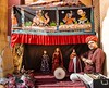Puppeteer and his puppets at Rajasthan (pguruswa) Tags: travel india puppets jaipur rajasthan puppetshow incredibleindia