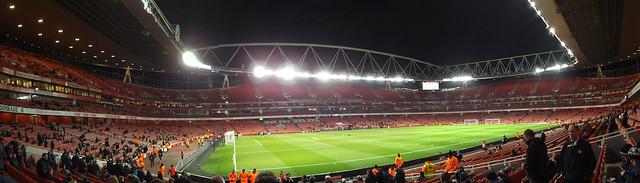 Emirates Stadium Panoramic