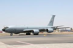 58-0100 Boeing KC-135R Stratotanker USAF (pslg05896) Tags: morocco marrakech rak menara gmmx