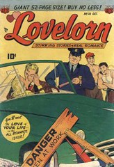 Lovelorn 18 (Michael Vance1) Tags: woman man art love comics artist marriage romance lovers dating comicbooks relationships cartoonist anthology silverage