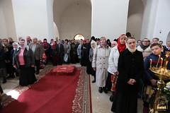 50. Paschal Prayer Service in Svyatogorsk / Пасхальный молебен в соборном храме г. Святогорска