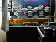 nasi Padang (SM Tham) Tags: bali indonesia island restaurant town asia counter rice display curtain plates dishes bowls kuta nasipadang ladles ricepot