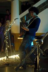 Spastico@Tendencia Garage-8 (newbeatle) Tags: city urban music bar night teatro noche theater live ciudad sound musica urbano concerts medellin conciertos bares sonido envivo toques newbeatle