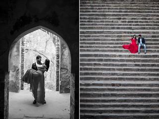 Prewedding - Ekta & Abhishek.