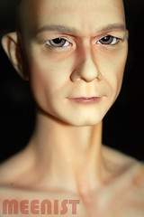 Mature and Strong (meenist faceups) Tags: doll martin body ooak makeup mature bjd commission abjd freeman textured blushing 2016 faceup dollshe faceups modoll meenist