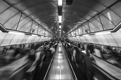 _DSC2564-45 (At the Speed of Life) Tags: london underground slowshutter ghostly tfl 21mm holbornstation