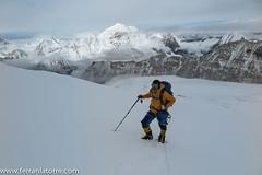 152-Makalu Lha (7500m). Reini (ferran_latorre) Tags: mountain himalaya alpinismo everest alpinism ferranlatorre