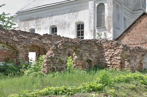 Костёл в Засвири, Беларусь