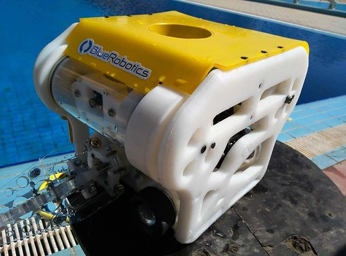 ROV from Egypt MATE Competition
