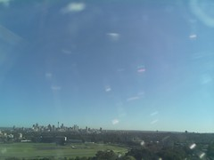 Sydney 2016 May 13 08:53 (ccrc_weather) Tags: sky outdoor sydney earlymorning may australia automatic kensington unsw weatherstation 2016 aws ccrcweather