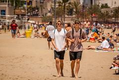 beach life-3 (dACE :)) Tags: barcelona people espaa beach spain gente bcn playa catalonia barceloneta sunglases catalunya gent catalua platja espanya